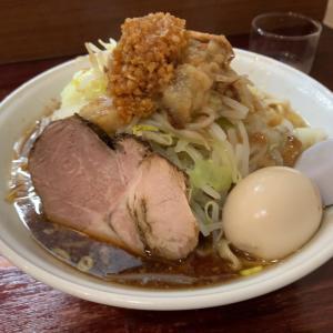 【ラーメン・長野市】本格派二郎系インスパイア!麺が好みすぎた!!〜阿波家さん〜