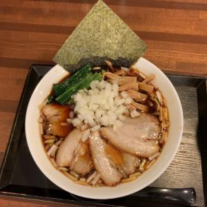【ラーメン・長野市】溜まり醤油濃い口テイストとネギがたまらないラーメン!!〜麺屋むろかわさん〜
