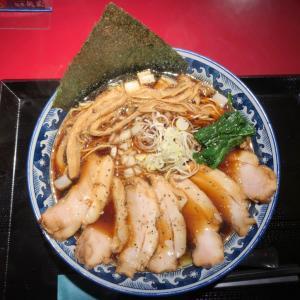 【ラーメン・長野市】駅近のまろやかな溜り醤油スープラーメン!!〜麺匠佐蔵さん〜