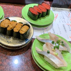 【寿し・函館】やっぱりお寿司も食べたい!北海道で初回転寿司!!〜根室花まるさん〜