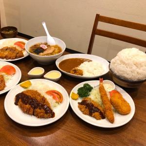 【長野県長野市】分厚いとんかつに中華そば!カレーも美味しいレストラン!!〜国界さん〜