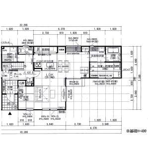 図面公開(第一回)住宅部分