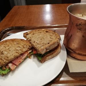 お茶の時間、上島珈琲店
