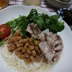 今夏初素麺