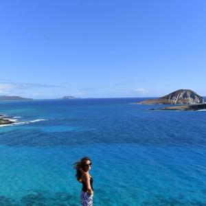 「ハワイ」作家、ドルフィンスイムスペシャリスト野崎友璃香さん:レムリアの目覚め