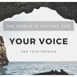 あなたの声が世界を変える
