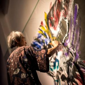 #051「東京」龍神画家の広乃さん:ガンになり、自分の使命を模索しているうちに龍に出会った