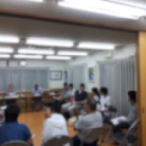 K地区N自治会地域猫会議
