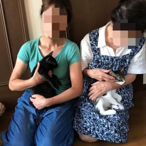 レンくん&ランちゃんお届け報告