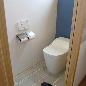 Web内覧会 1Fトイレ