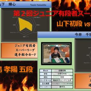スーパーリーグ動画第3弾公開!!解説は長島五段