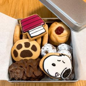 憧れの・・クッキー缶♡