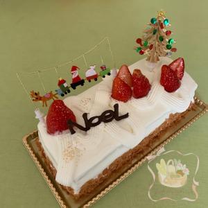 今年のケーキは、カロリーオフ!?