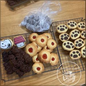 《レポ》スヌーピー クッキー缶公式レッスン