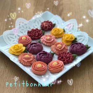 【募集】JSAあんフラワークッキーレッスン ~プレゼントにもぴったりな可愛いクッキー♡