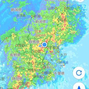 【台風19号】避難勧告を待たずに緊急に避難をと気象庁が大雨特別警報!
