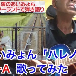 【動画アップ】あいみょん「ハレノヒ」ギター弾き語りキーA歌ってみた