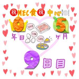 新MEC食5ヶ月9日目!糖質まみれでも−400g!(◎_◎;)【total−14.8㎏】