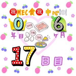 新MEC食6ヶ月17日目!お腹を下した原因は...【total−15.6㎏】