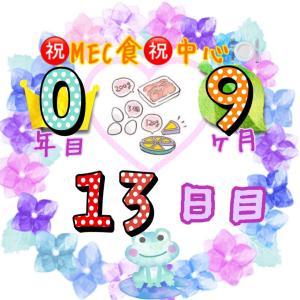 新MEC食9ヶ月13日目!気持ちの不安定は数字にも表れる?【total−13㎏】