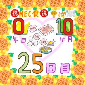 新MEC食10ヶ月25日目!+200g!お弁当生活スタート☆【total−13.4㎏】