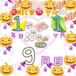 新MEC食1年1ヶ月9日目!まあまあのぐうたら生活でも+300g♪【total−10.2㎏】