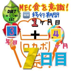 ゆるMEC食3年4ヶ月7日目!むくみが酷くてビックリ(*_*)【total−15㎏】