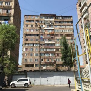 【アルメニア】エレバンの街並み