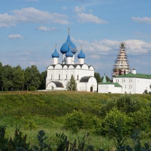 ロシア人もあまり行かない町「スーズダリ」で一泊二日〈前半〉