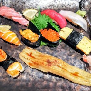 最近オープン 華やか寿司ランチ 【鮨ひびき】