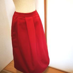 簡単そうなスカートの作り方をみつけたので作ってみた♡