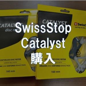 SwissStop Catalystを購入