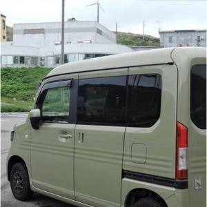 N-VANの実測燃費