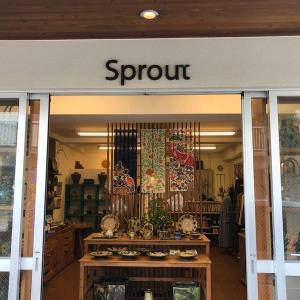 沖縄の焼き物・陶芸品をお探しなら那覇市壺屋のやちむん通りにある『クラフトハウス  スプラウト』さんをご紹介致します☆