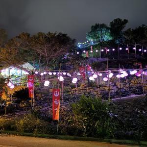今年3回目の沖宮は、夜明け前にウォーキングで行ってみた☆