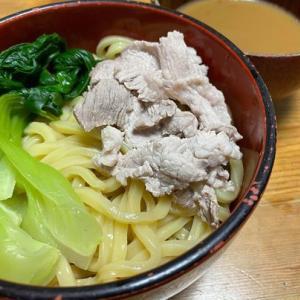 イオンで魚介豚骨スープのつけ麺を買って家で食べてみた☆