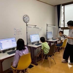 てぃーだキッズプログラミング教室はしっかり開校してレッスンスタートしております☆