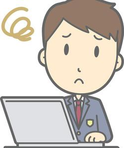 パソコンのトラブル