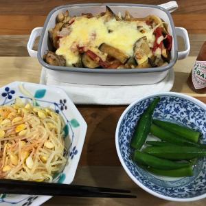 野菜チーズ焼き(*´▽`*)