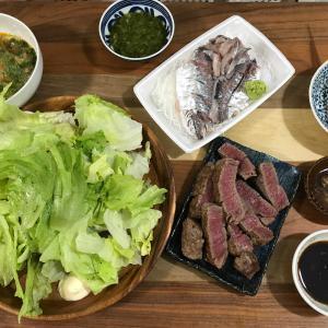 肉の日(*´▽`*)