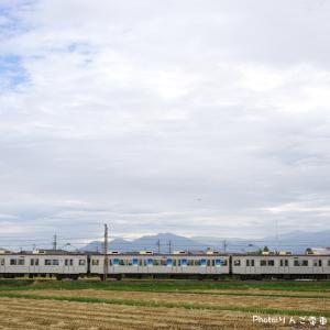 【長野電鉄】8500系T5編成 お見舞い申し上げます