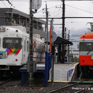 【アルピコ交通上高地線】3000系3001・3003編成  鉄道の日