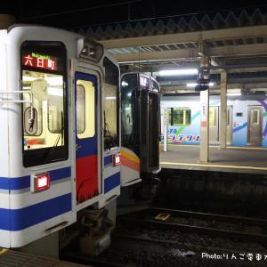 【えちごトキめき鉄道】ET127系V1編成他 鉄道の要衝