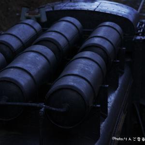 【津軽鉄道】キ101 エアタンク