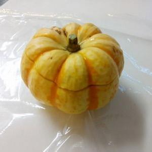 かぼちゃ・プッチーニの美味しい食べ方