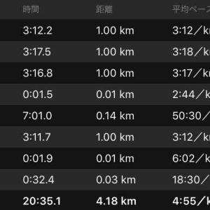 3km+1km
