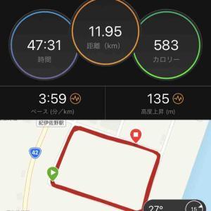 12km build-up