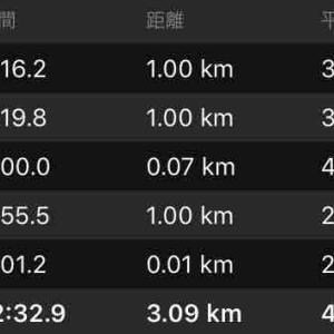 2km+1km