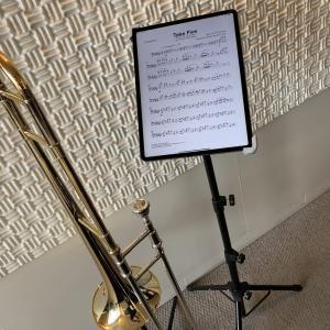 iPad Pro12.9インチ用スタンド