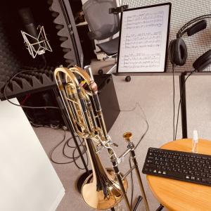 9月リリースシングル曲の録音開始